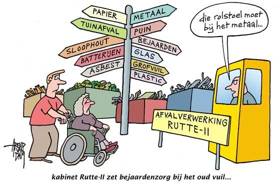 Arend Van Dam Cartoons Strips Illustraties